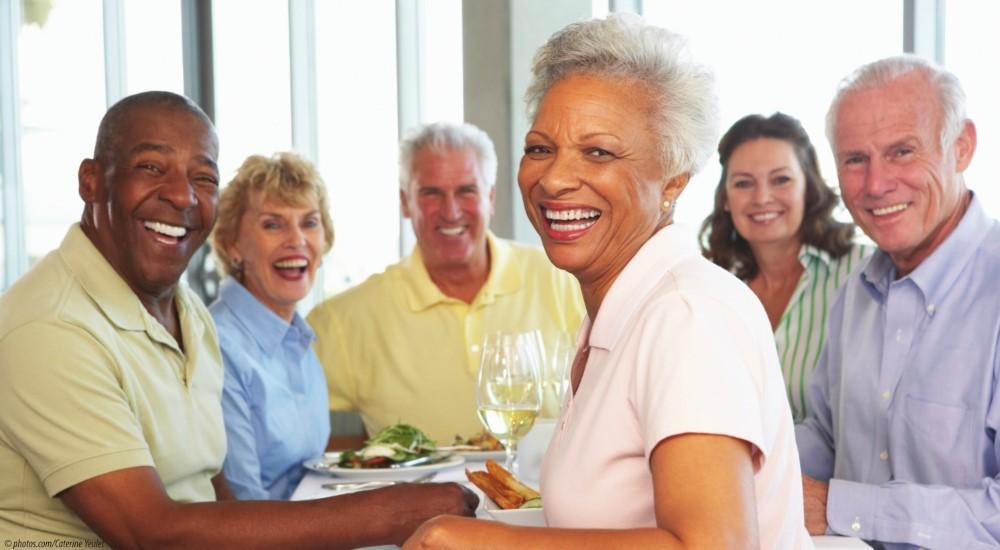 Comunidades retiradas anti envejecimiento
